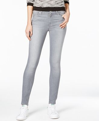 7 For All Mankind Gwenevere Skinny Jeans - - Macy's