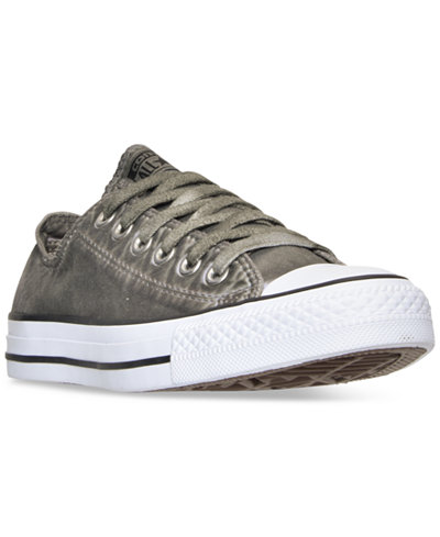 Converse Women's Chuck Taylor Ox Casual Sneakers from Finish Line C4z92di1H