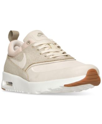 Nike Women's Air Max Thea Premium Running Sneakers from Finish Line -  Finish Line Athletic Sneakers - Shoes - Macy's