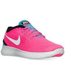Nike Women's Free Run Running Sneakers from Finish Line
