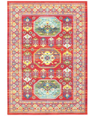 """CLOSEOUT! Vibe Inca Red 9'10"""" x 12'10"""" Area Rug"""
