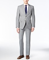 Mens Suits Blue Black Gray Mens Apparel Macy S