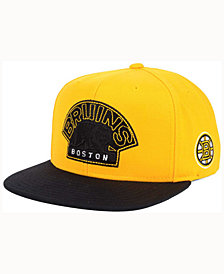 Reebok Boston Bruins 3T Snapback Cap