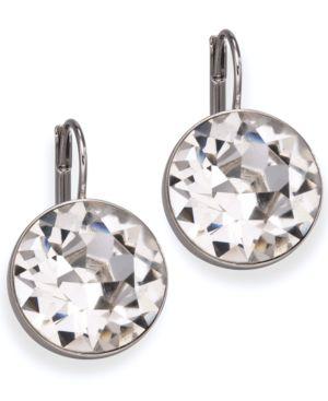 Swarovski Bella Crystal Drop Earrings