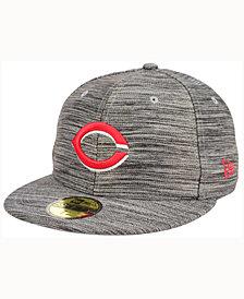 New Era Cincinnati Reds Blurred Trick 59FIFTY Cap