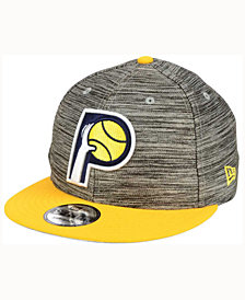 New Era Indiana Pacers Blurred Trick 9FIFTY Snapback Cap