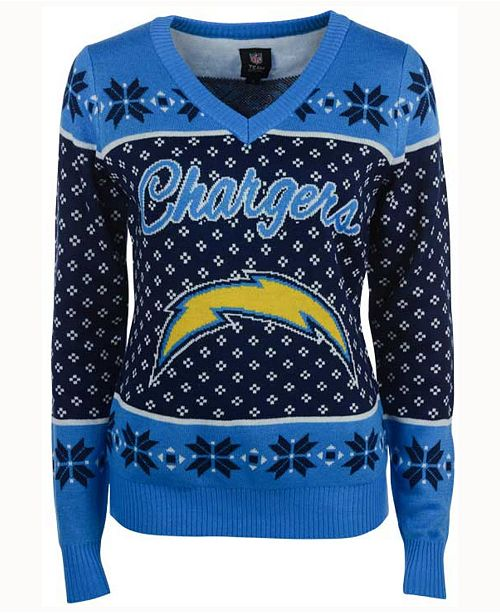 timeless design 6ce1f 2c74b Forever Collectibles Women's San Diego Chargers Big Logo ...