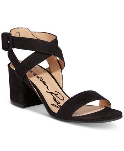 0c9effb552a1 American Rag Caelie Block-Heel Sandals