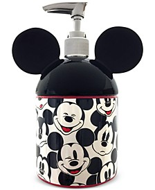 Big Face Mickey Mouse Lotion Pump