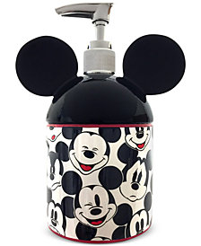 Jay Franco Big Face Mickey Mouse Lotion Pump
