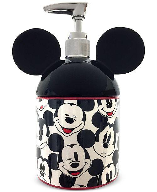 Jay Franco Big Face Mickey Mouse Lotion Pump