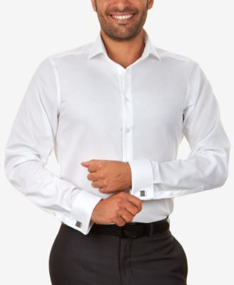 French mens cuff dress shirts foto