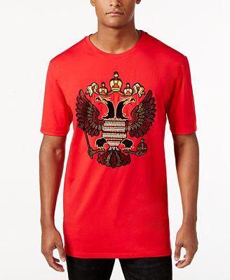 Hudson NYC's Men's Eagle Stone T-Shirt