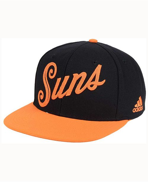 Phoenix Suns Seasons Greeting Snapback Cap