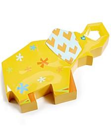 Origami Jungle Soap Dish