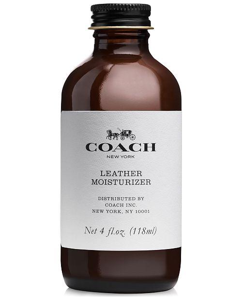 COACH 4 oz. Leather Moisturizer