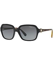Vogue Eyewear Polarized Polarized Sunglasses , VO2994SB