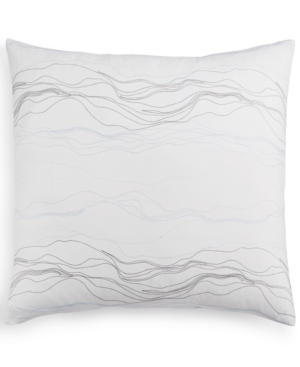 Calvin Klein Terrain Cotton European Sham Bedding