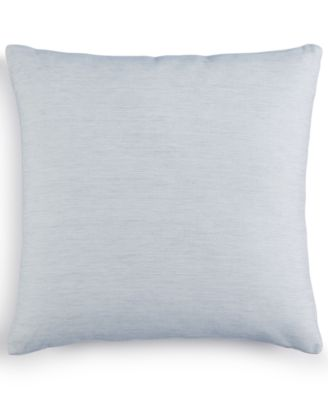 """Dashed Lines 18"""" Square Decorative Pillow"""