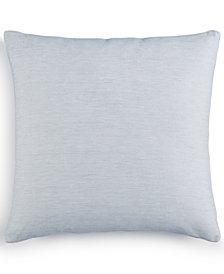 "Calvin Klein Dashed Lines 18"" Square Decorative Pillow"