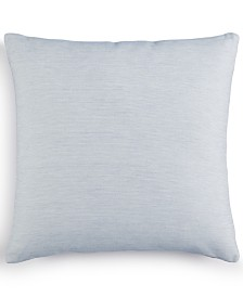 "Calvin Klein Dashed Lines 18"" Square Decorative Pillow"