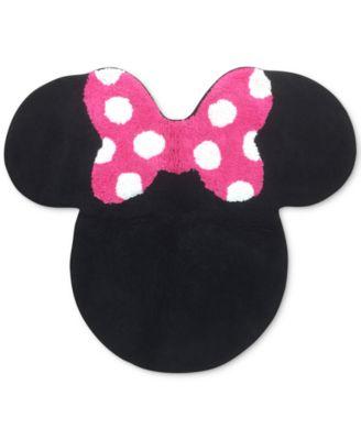 Minnie Mouse XOXO Tufted Bath Rug