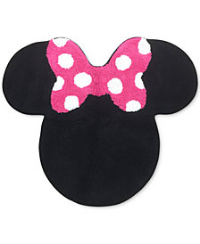 Jay Franco Minnie Mouse XOXO Tufted Bath Rug