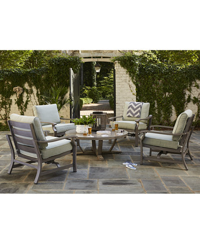 stylist and luxury better homes and gardens outdoor cushions. Tara Outdoor Chat Set Collection  Created for Macy s more colors available Patio Furniture