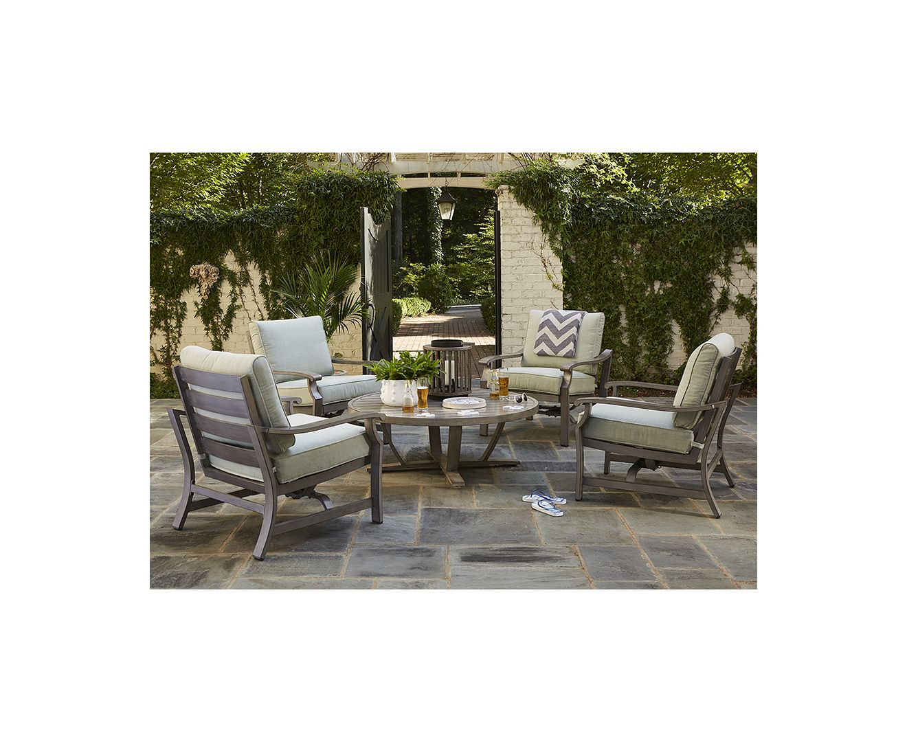 outdoor patio furniture - macy's, Wohnzimmer dekoo