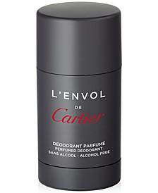 L'Envol de Cartier Men's Eau de Parfum Deodorant Stick, 2.5 oz