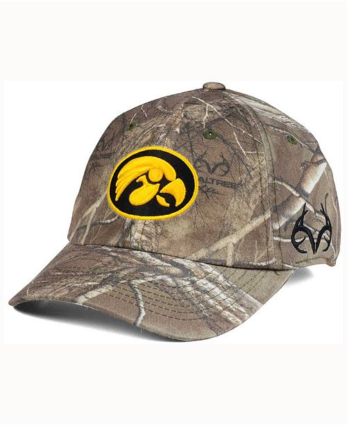 pretty nice a983b c6f9e ... Top of the World Iowa Hawkeyes Fallout Stretch Cap ...