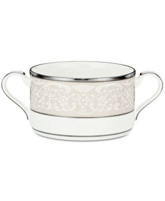 """Silver Palace"" Cream Soup Bowl"