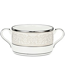 """Silver Palace"" Cream Soup Bowl"