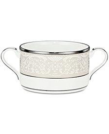 "Noritake ""Silver Palace"" Cream Soup Bowl"