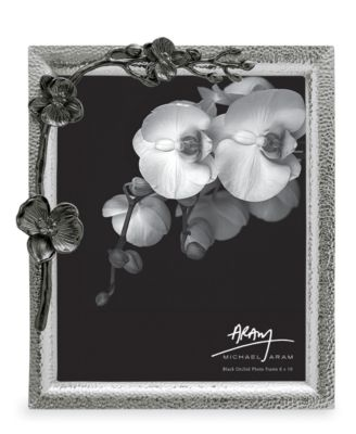 """Black Orchid 8"""" x 10"""" Picture Frame"""