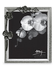 "Michael Aram Black Orchid 8"" x 10"" Picture Frame"