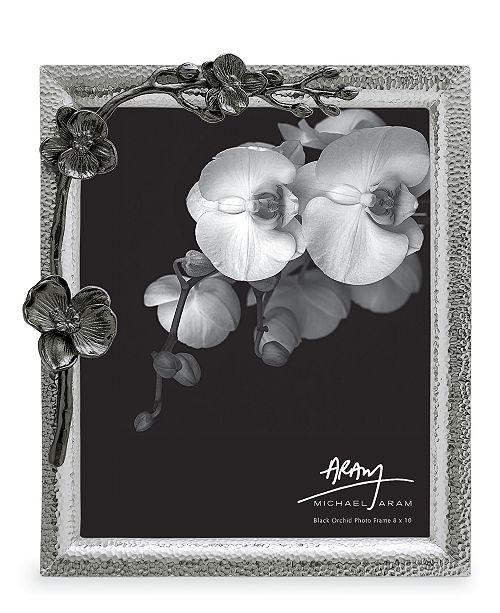 Michael Aram Black Orchid 8\