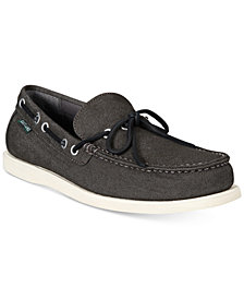 Eastland Men's Yarmouth 1-Eye Canvas Boat Shoes