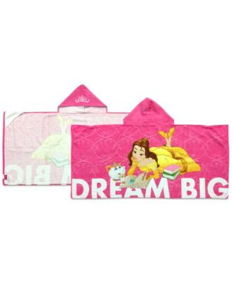 Princess Dream Hooded Towel