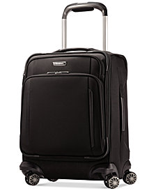 "CLOSEOUT! Samsonite Silhouette XV 19"" Carry On Spinner Suitcase"