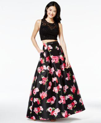 Bee darlin blue prom dress