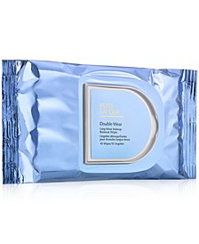 Double Wear Long-Wear Makeup Remover Wipes - 45 Wipes