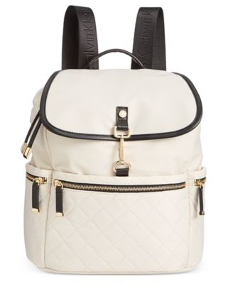 Image of Calvin Klein Lianna Backpack, A Macy's Exclusive Style