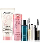 Receive a free 5-piece bonus gift with your $75 Lancôme purchase
