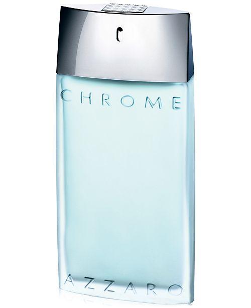 Azzaro Men's CHROME SPORT Eau de Toilette Spray, 3.4 oz