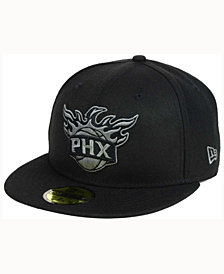 New Era Phoenix Suns Black Graph 59FIFTY Cap