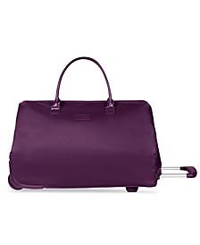 Lady Plume Wheeled Weekend Bag