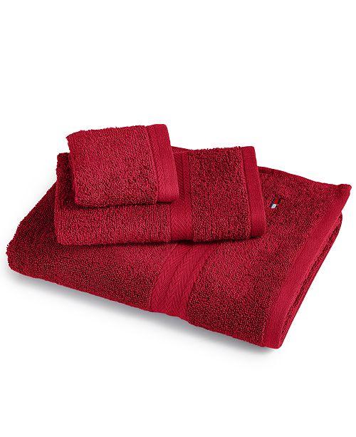 Tommy Hilfiger Home Tommy Hilfiger All American II Cotton Bath Towel ...