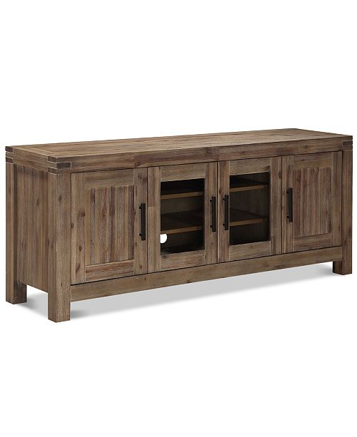 "Macys Furniture Clearance Center: Furniture Canyon Media 72"" Inch TV Stand, Created For Macy"