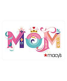 Mom E-Gift Card